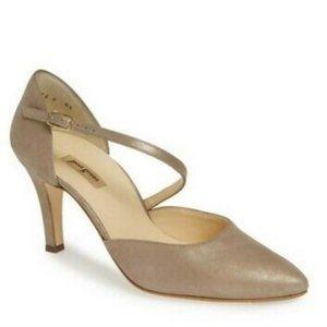 Paul Green leather pump heels Valetta